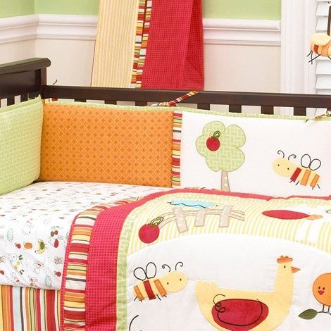 farm+nursery+bedding | Baby Farm - this is our bedding! Too cute! | Nursery