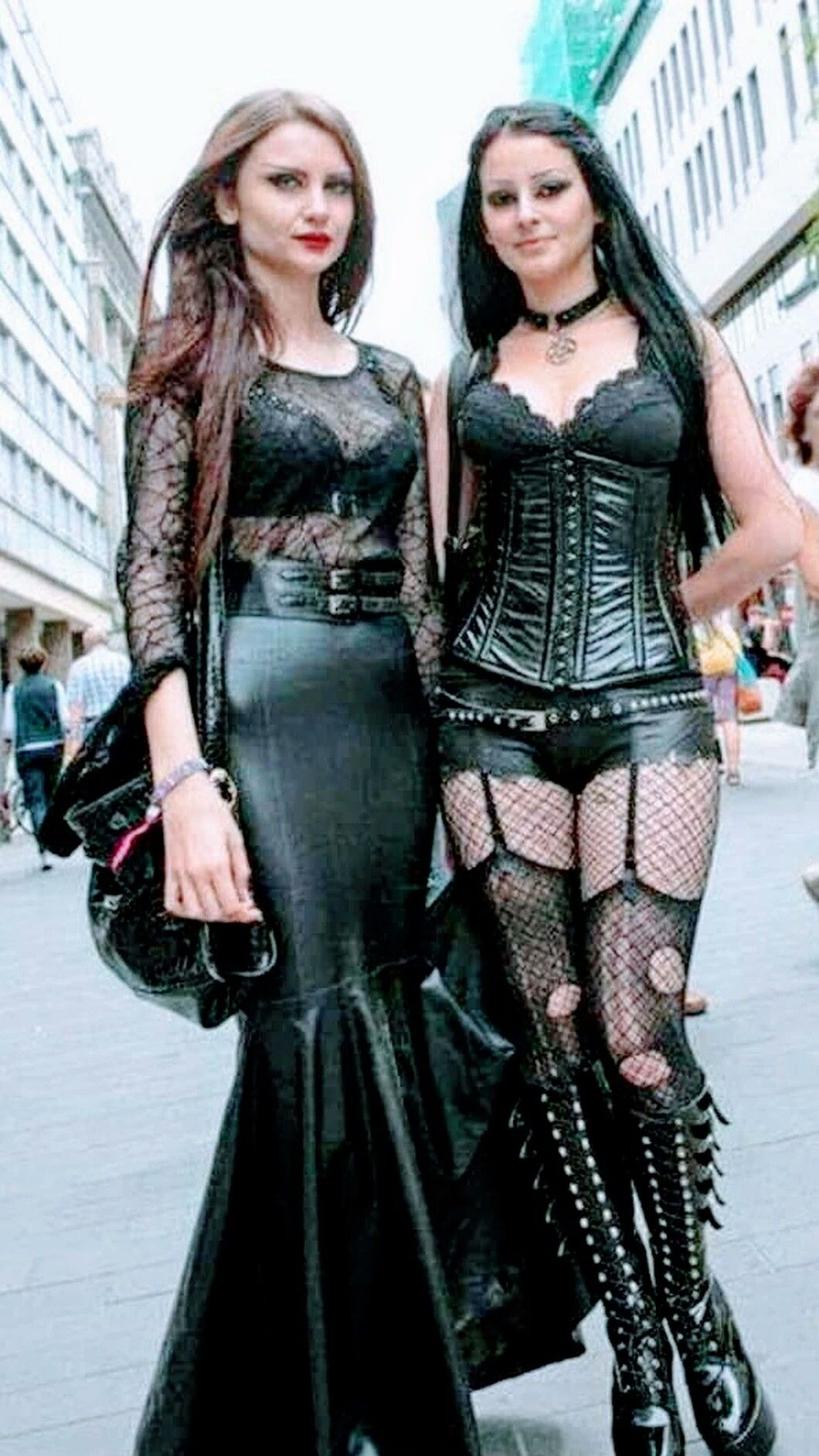 Gothic People Style Steampunk Corsets Leather Swag Bustiers Waist Trainers Lingerie