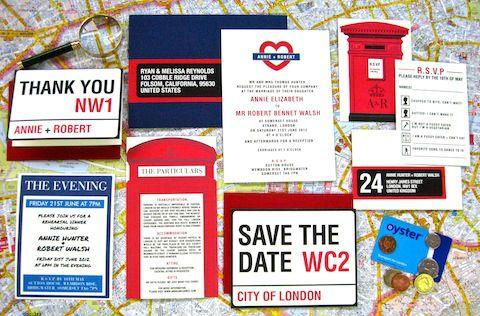 London invite