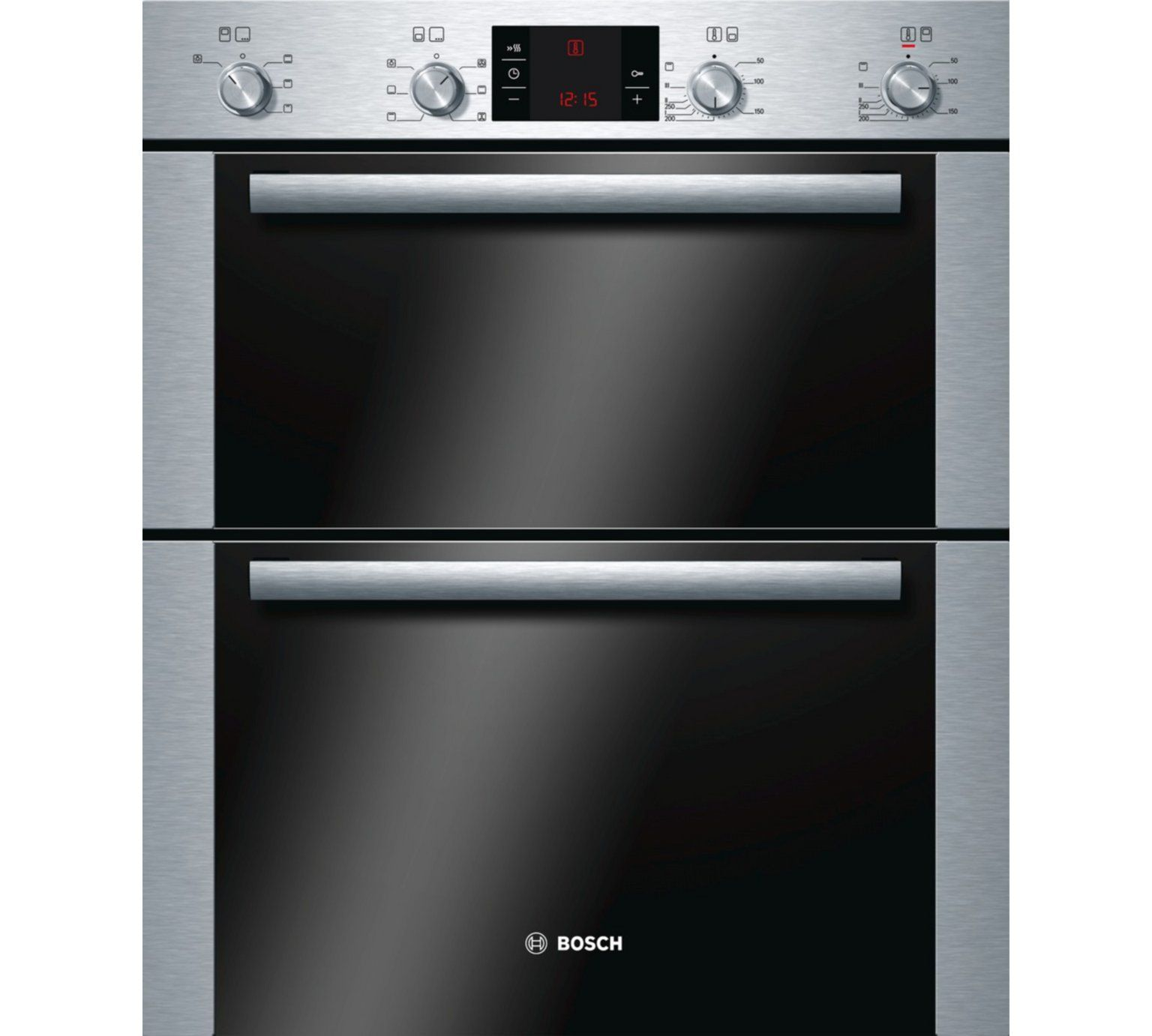 Buy Bosch HBN43B250B Double Electric Oven Stainless