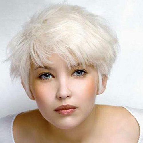 Astounding 1000 Images About Short Blonde Hair On Pinterest Super Short Short Hairstyles Gunalazisus