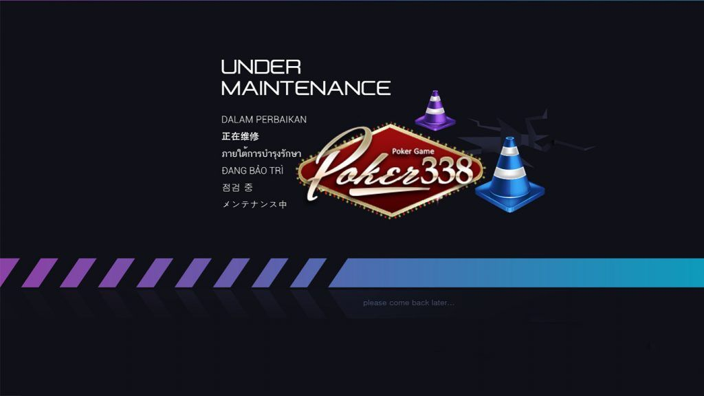 Jadwal Maintenance Dewa Poker