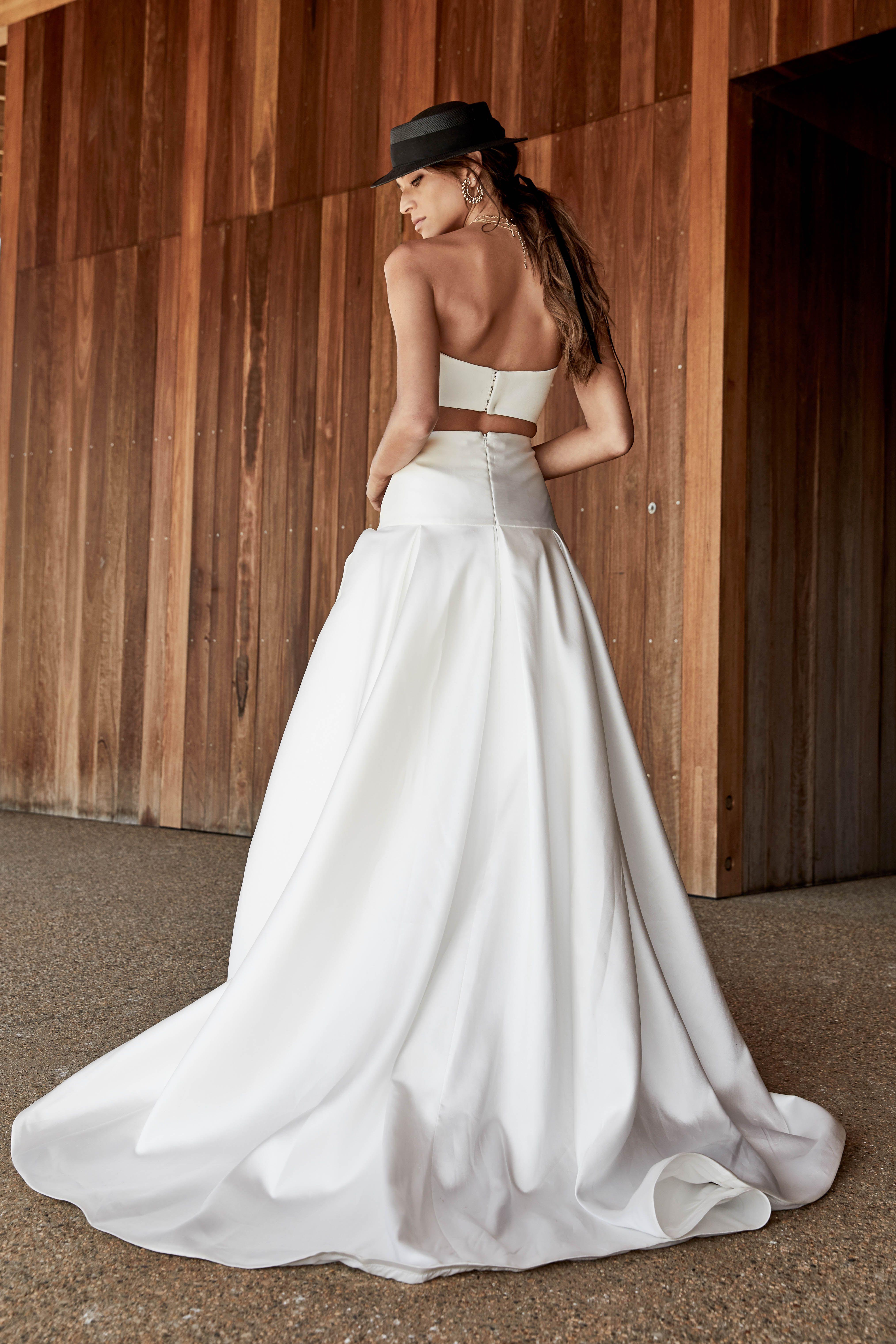 Rae skirt modern wedding dresses pinterest reign wedding