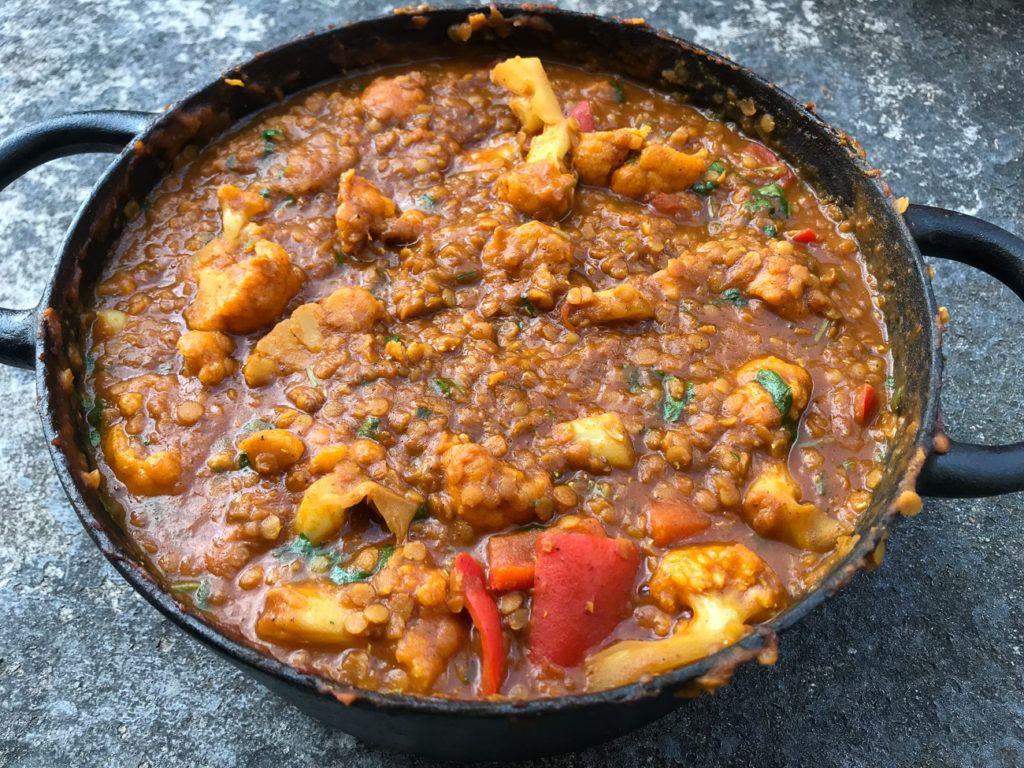 recept på indisk mat