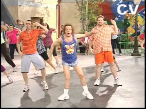 richard simmons 39 sweatin 39 to the oldies 5 one of the most popular workout videos in history. Black Bedroom Furniture Sets. Home Design Ideas