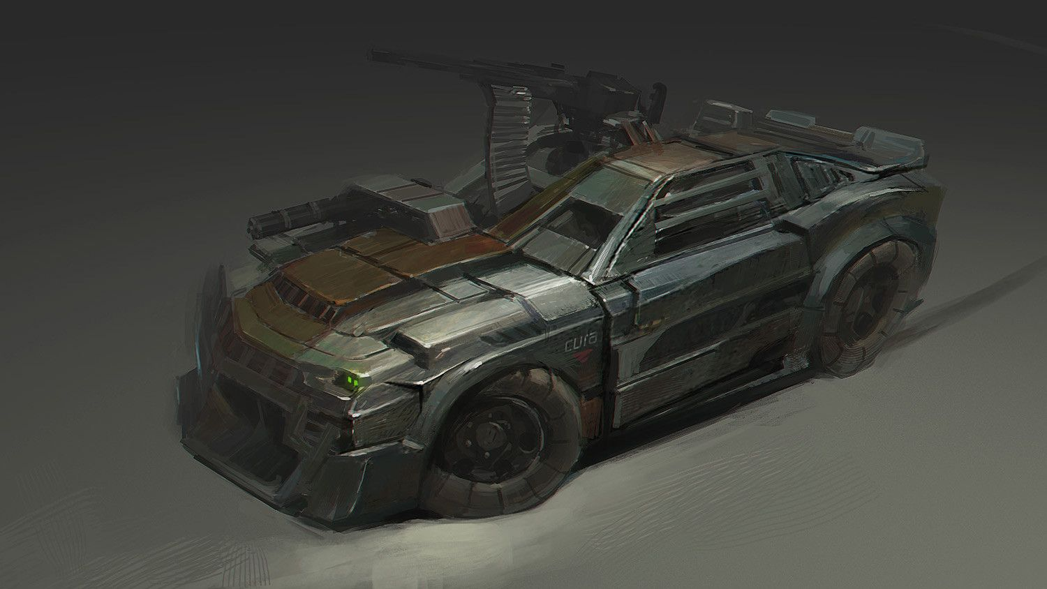 Apocalyptic Vehicle Stuart Kim On Artstation At Https Www