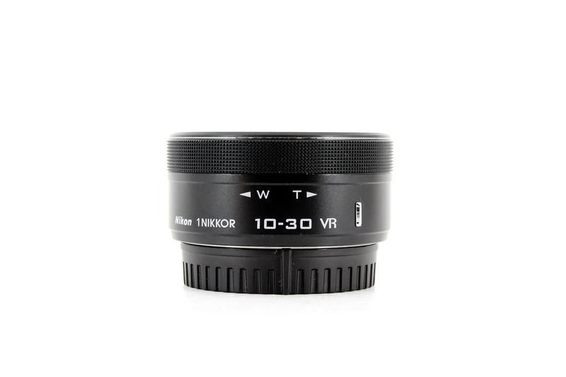 The Nikon 1 10-30mm f/3.5-5.6 PD-Zoom VR lens offers a fantastic 35mm equivalent focal length of 27-81mm and varied aperture of f/3.5-5.6, making this a good wide angle to medium telephoto option for everyday shooting. Its power-Drive zoom is a fast quiet zoom control with adjustable speed, useful for smooth video shooting. Ensuring you can always capture those special moments. The added feature of Vibration Reduction image stabilization counters the effects of camera shake at longer shutter spe