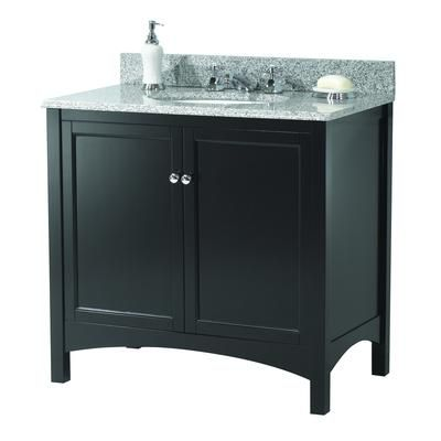 Foremost International Haven 36 Vanity Home Depot Canada
