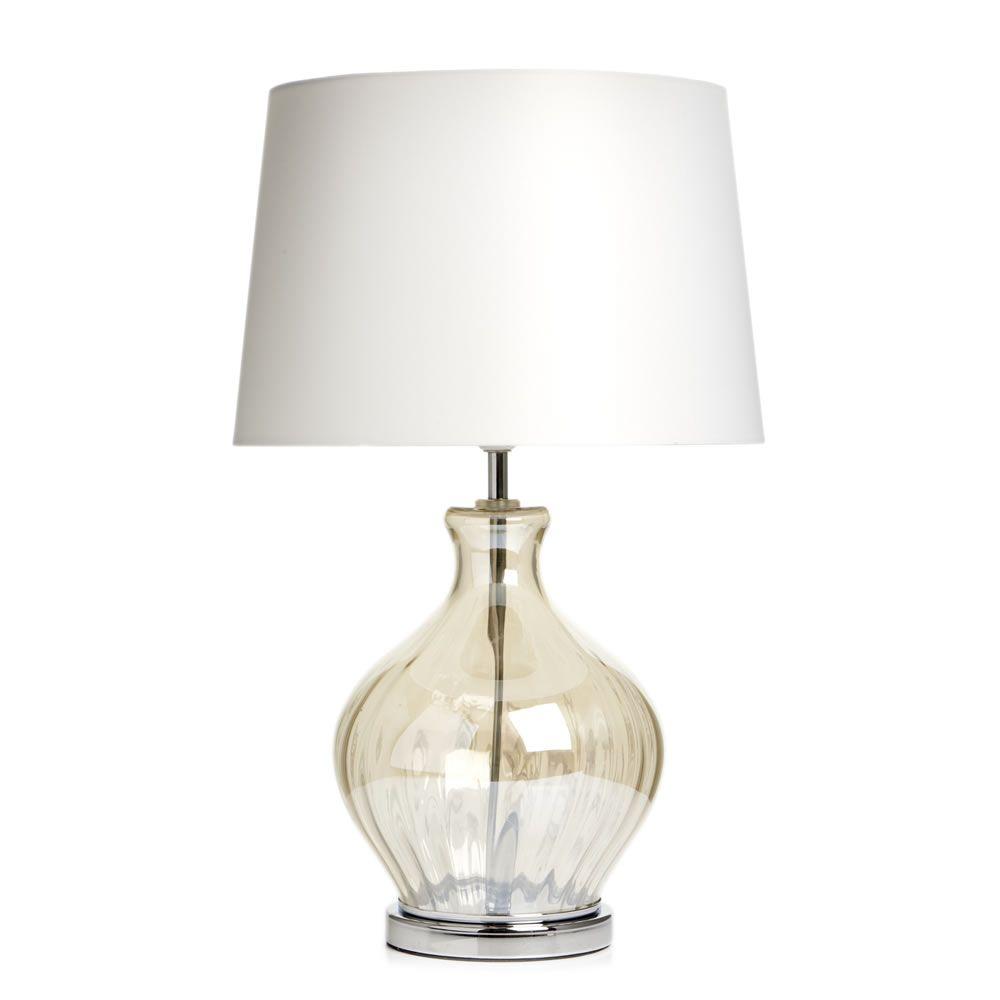 Wilko sweetie jar lamp champagne nice lamp for price