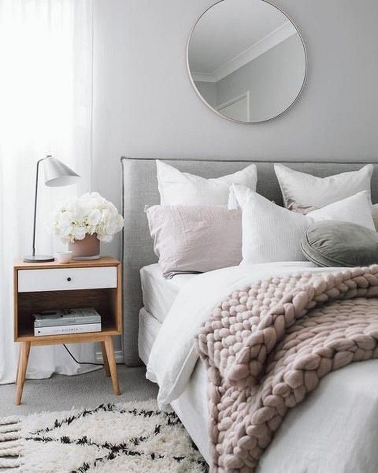 Decorating The Bedroom Chambre A Coucher Scandinave Chambre A