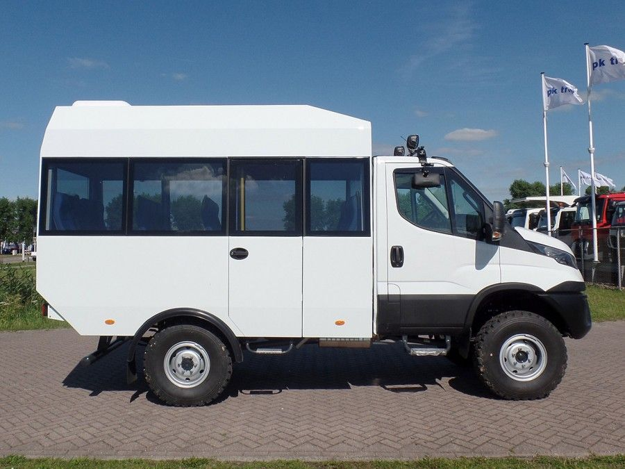 1 unit iveco daily 55s15w minibus 4x4 bus new for sale iveco daily pinterest 4x4. Black Bedroom Furniture Sets. Home Design Ideas