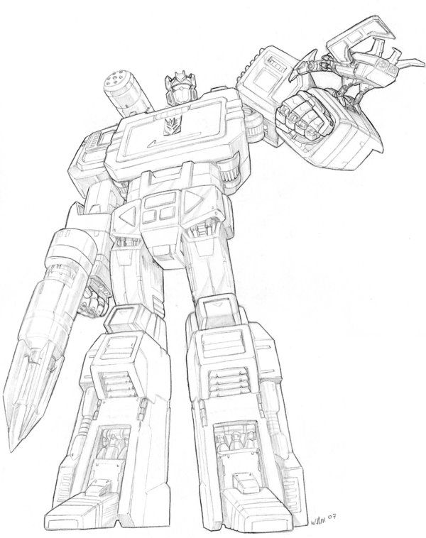 soundwave by beamer Transformers