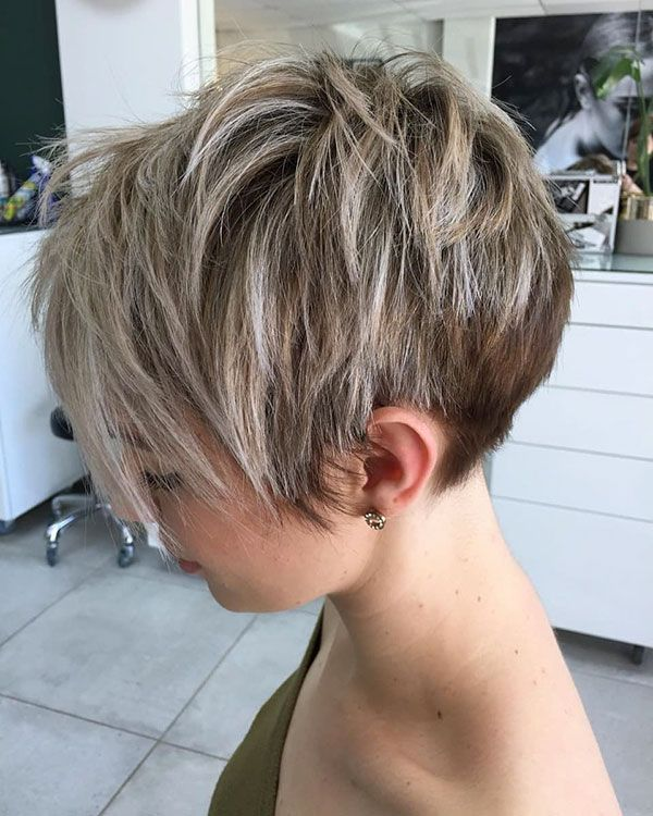 55+ Best Pixie Cuts 2019 - short-hairstyless.com #pixiehairstyles