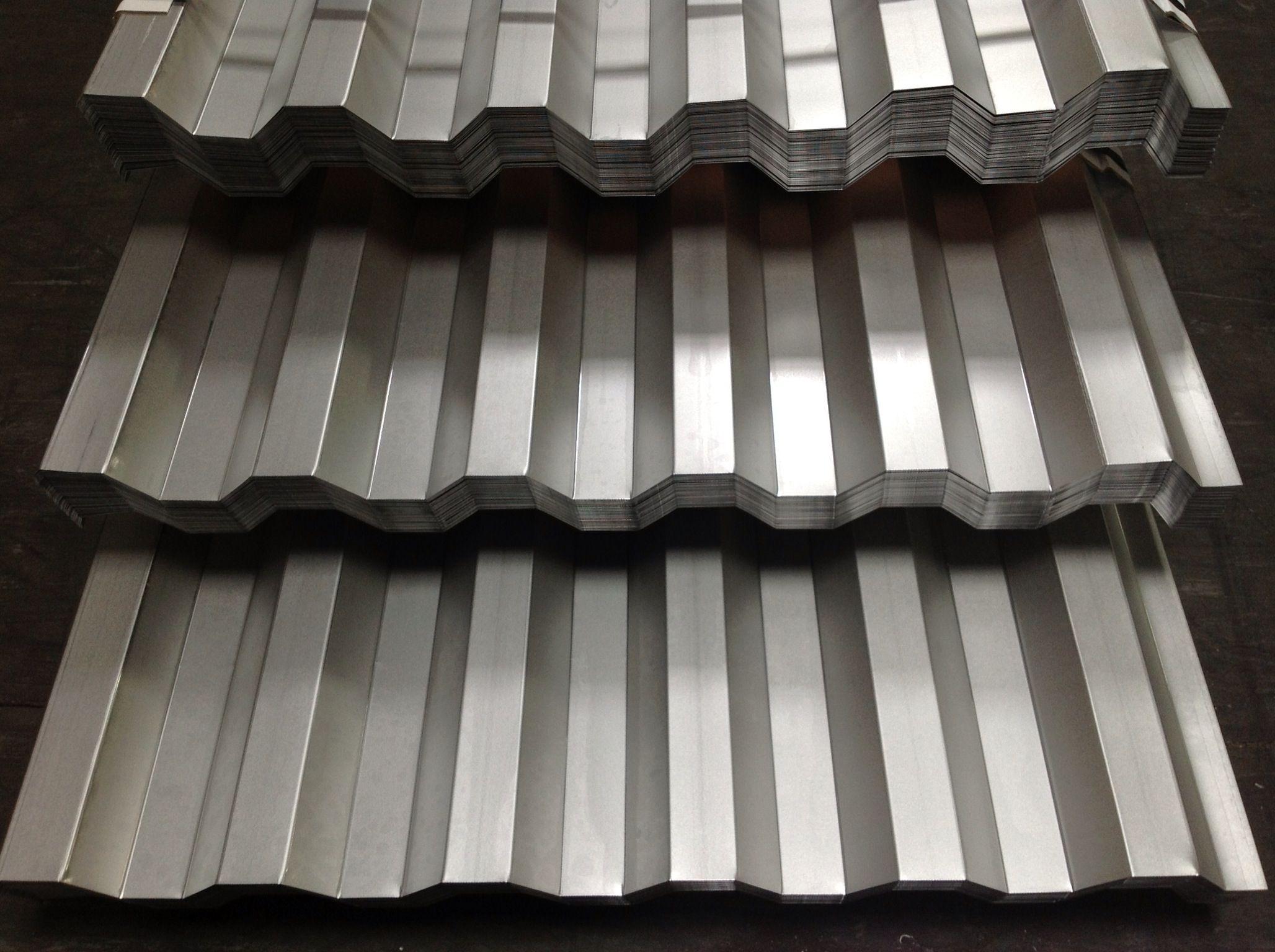 Galvalume Corrugated Metal Panels Www Steelogic Com 7 2
