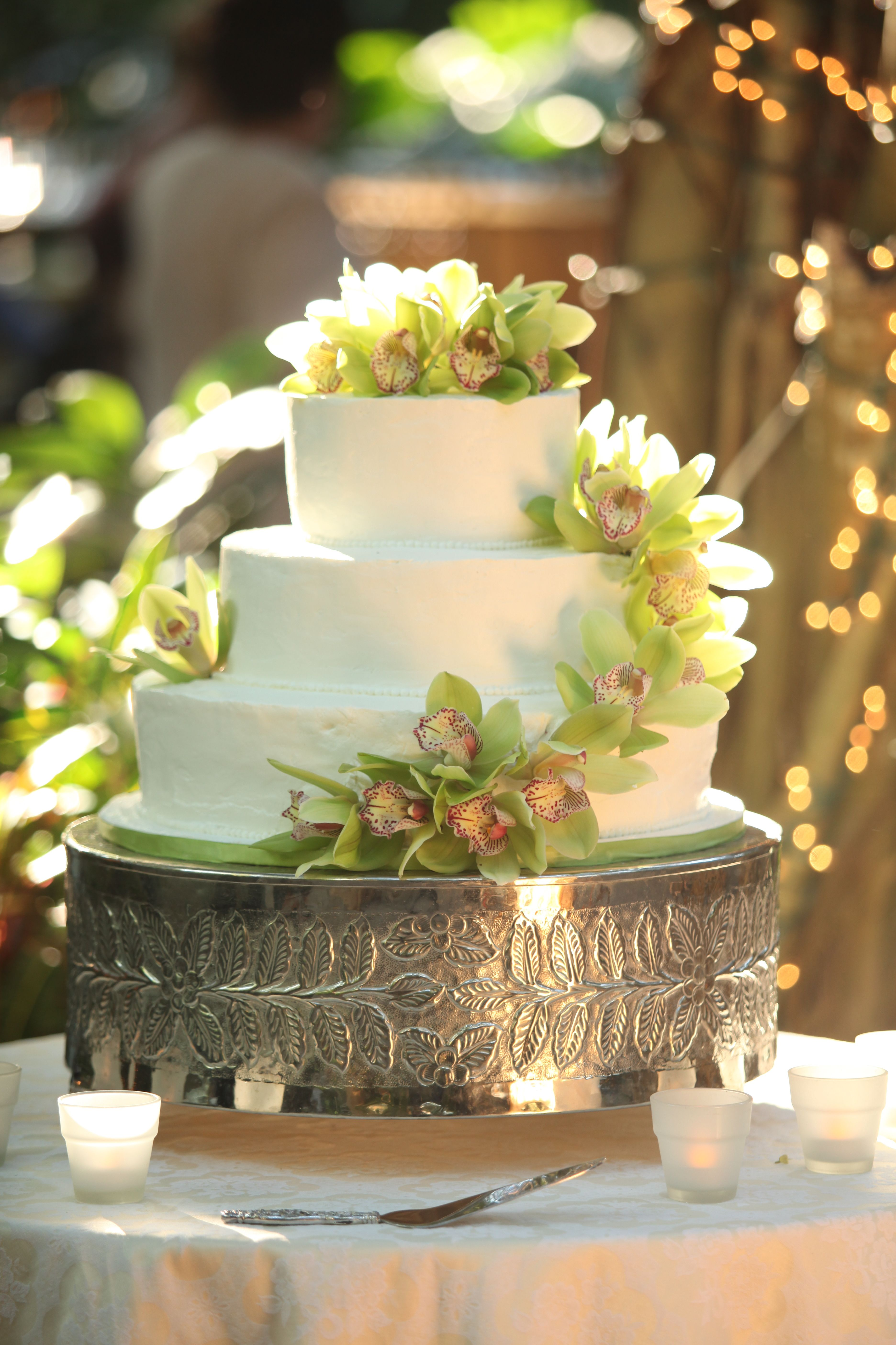 Our wedding cake.. Designed by.. yours truly! -A. | Matrimonio ...