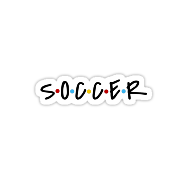Soccer Sticker By Mhillelsohn In 2020 Hydroflask Stickers Iphone Stickers Aesthetic Stickers
