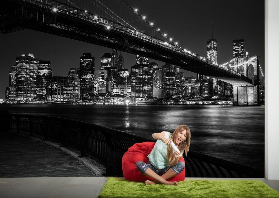 Brooklyn Bridge By Night National historic landmark