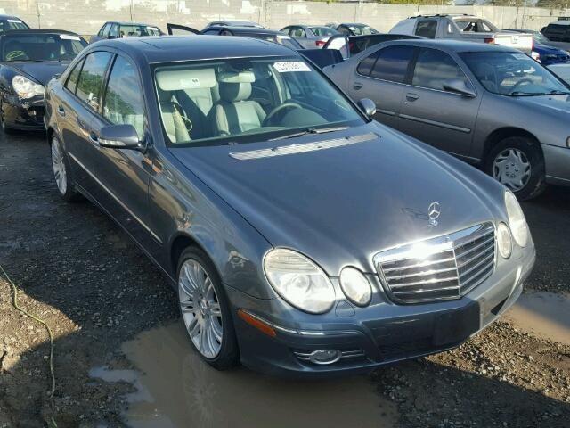 2008 Mercedes Benz E350 3 5l 6 For Sale At Copart Auto Auction