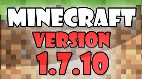 Minecraft 1 7 10 Official 1 Minecraft 1 Minecraft Minecraft Official