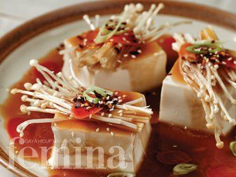 Tofu Acar Jahe Resep Masakan Cina Resep Masakan Indonesia