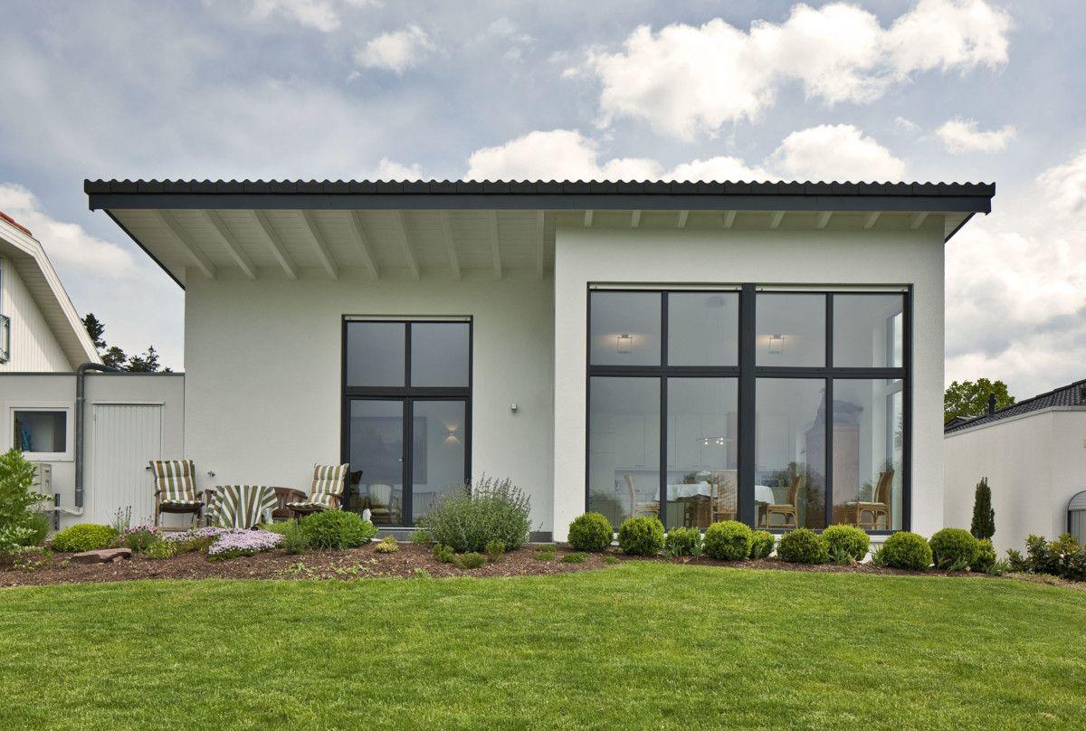 Bauhaus Architektur Einfamilienhaus bauhaus bungalow modern mit pultdach architektur einfamilienhaus