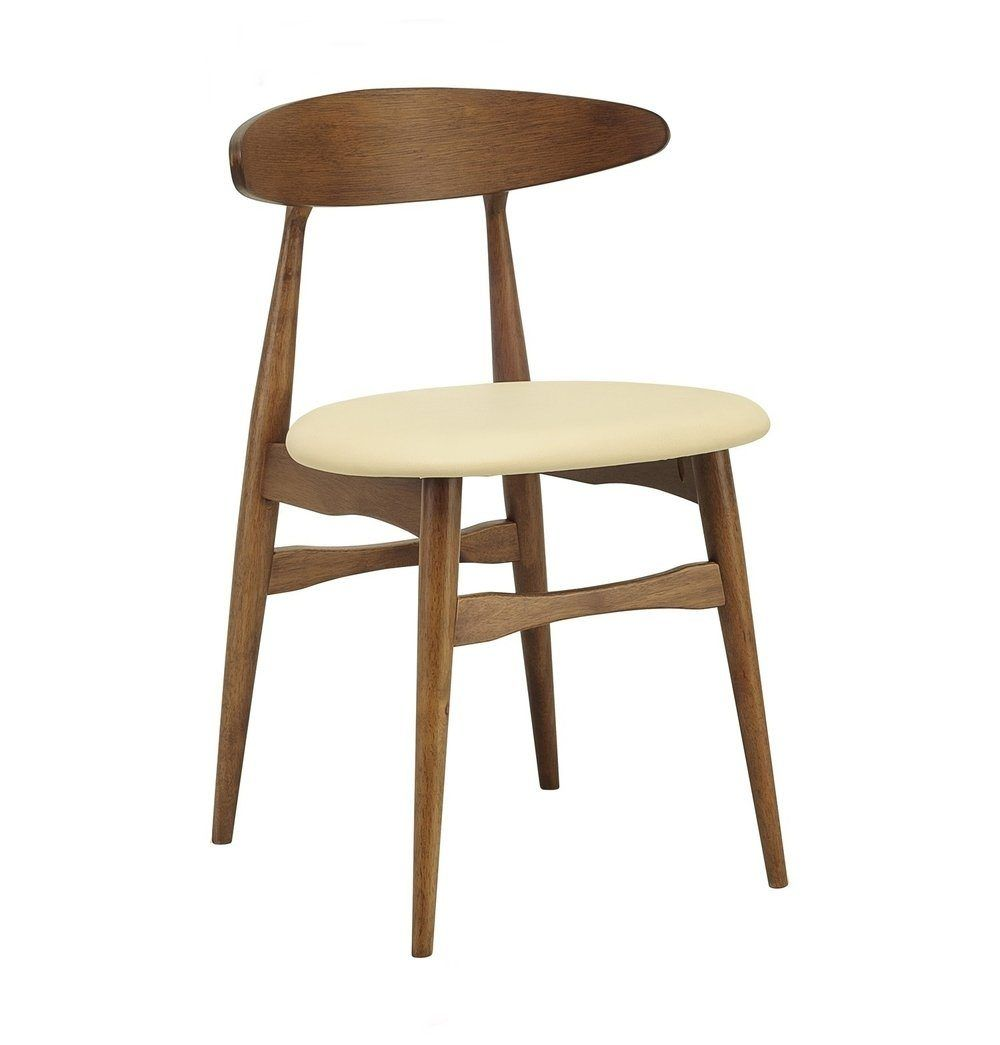 Photo of Telyn Dining Chair – Cocoa & Cream