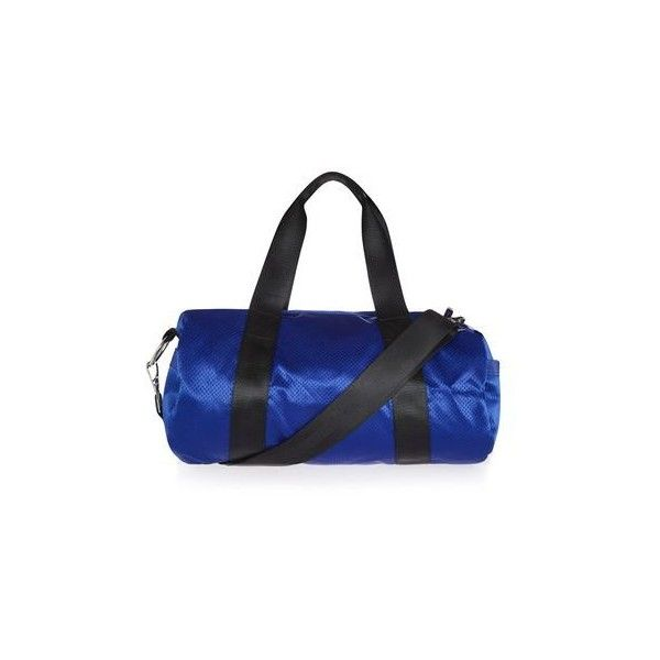 Topshop Harry Mesh Gym Bag ( 37) ❤ liked on Polyvore featuring bags ... 5c069f4cb677c