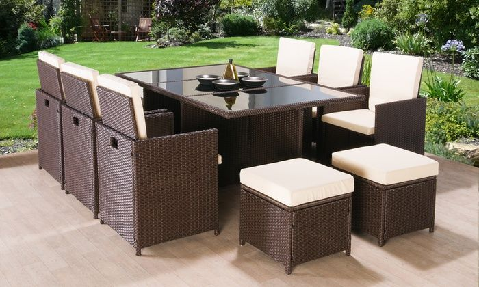 Poly Rattan The Alternative To Natural Rattan Rattan Garden Furniture Sets Rattan Garden Furniture Rattan Furniture Set