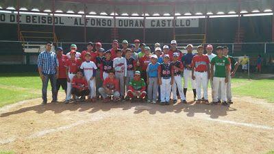 BEISBOL CAMPECHANO: * Staff Técnico de Piratas de Campeche visita el A...