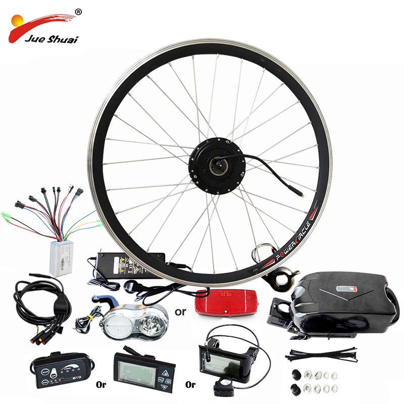 Best Price 239 Simple Electric Bike Bicycle Conversion Kit 36v 48v For 20 Quot 24 Quot 26 Quot 700c 28 Quot H Electric Bike Bicycles Electric Bike Bicycle