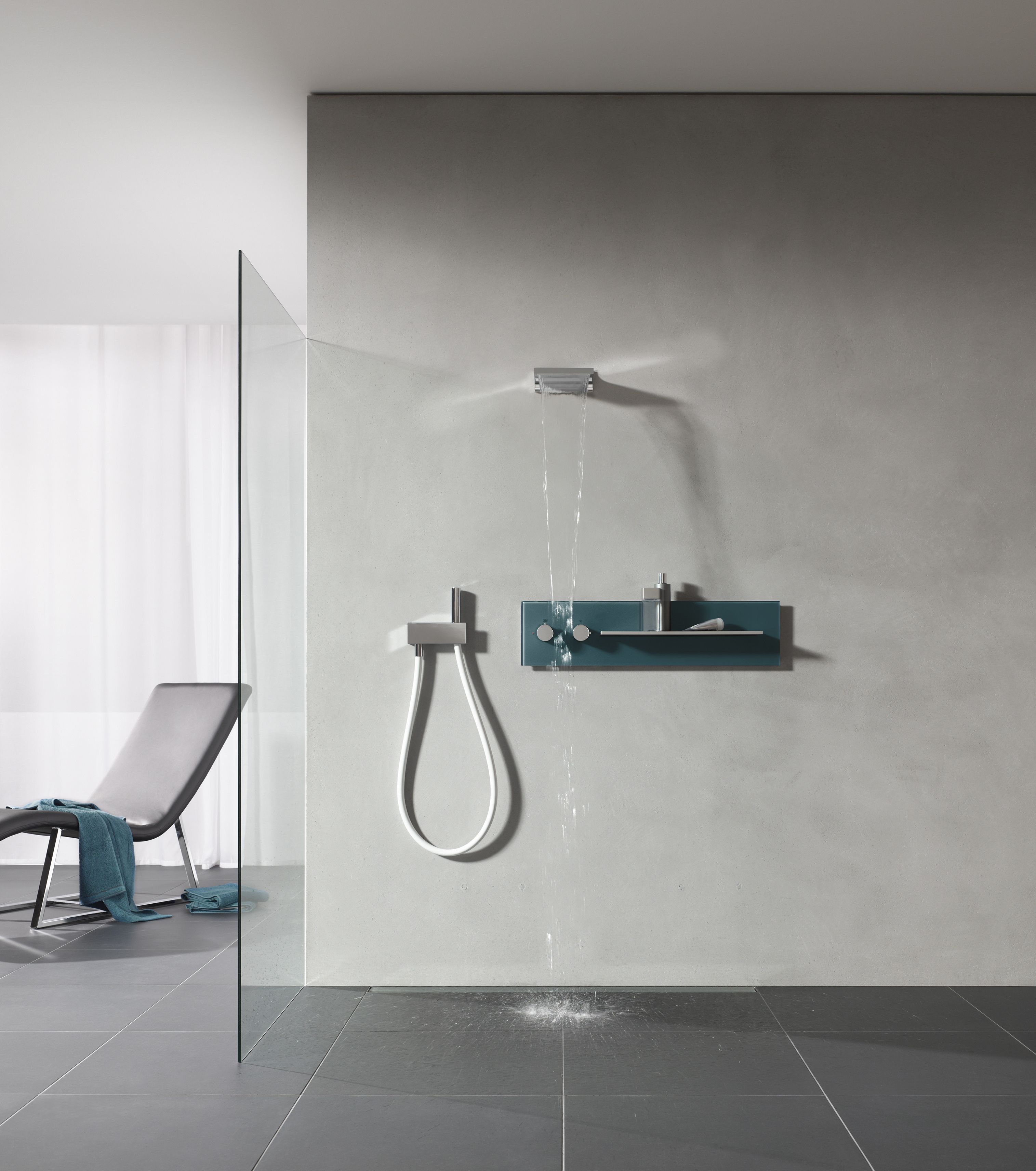 Interio Badezimmermöbel: KEUCO MeTime #BathroomFurniture #Architecture #Design