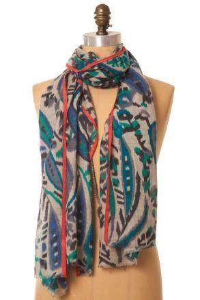 Lee Garrett scarves in store now!!!!! #littleextraslifestyle