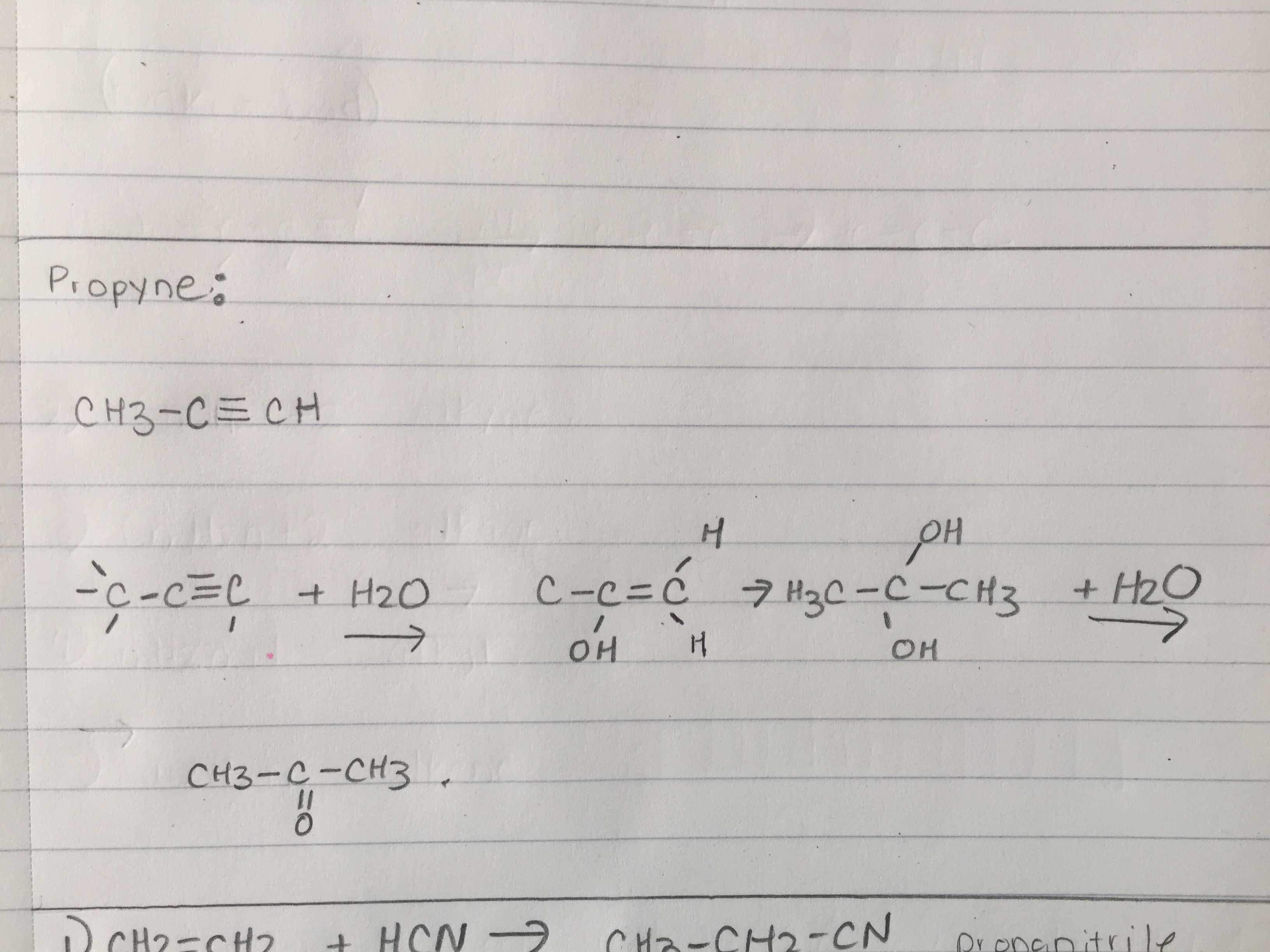 Draw The Products Of The Following Hydrolysis.