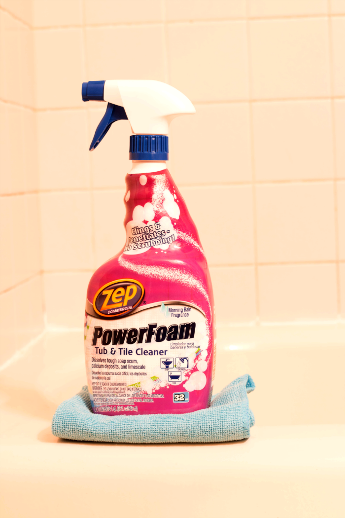Arm And Hammer Scrub Free Mildew Remover With Bleach 32 Oz Scrub Free 35264 With Green Lid Best Shower And To Mildew Remover Mildew Stains Clean Tile Grout