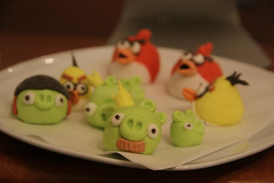 angry birds (by me)