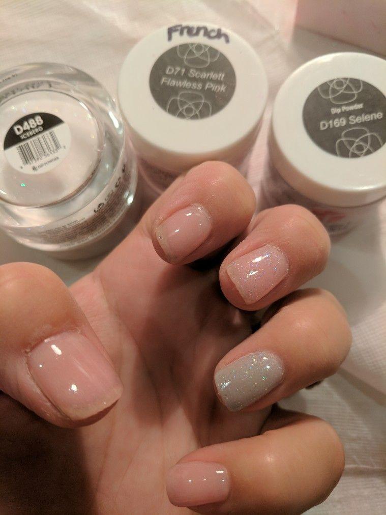 Revel Scarlett & Selene, Kiara Sky- iceberg | Our Nails | Pinterest ...