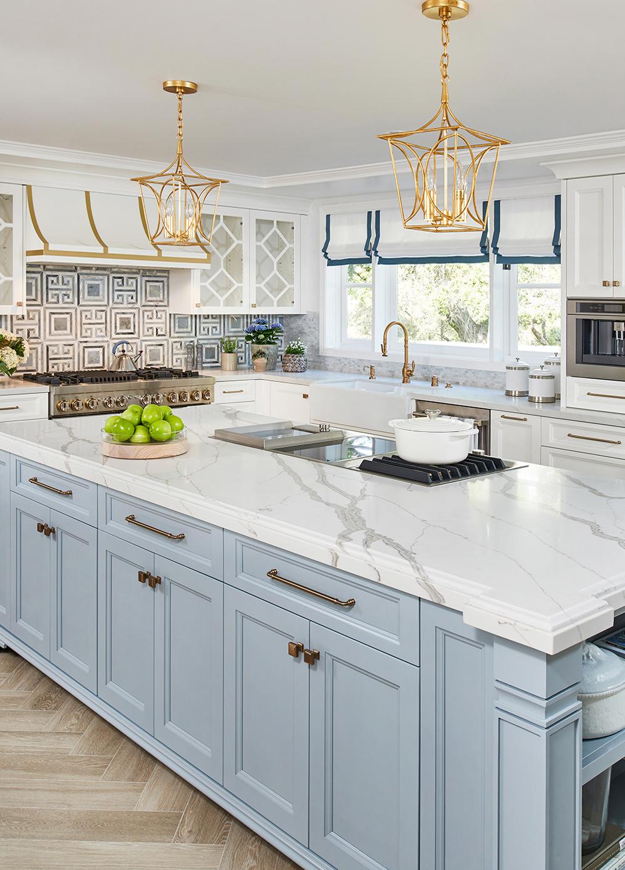 Pasadena Showcase House Kitchen Coastal Kitchen Design Home Decor Kitchen Home Kitchens