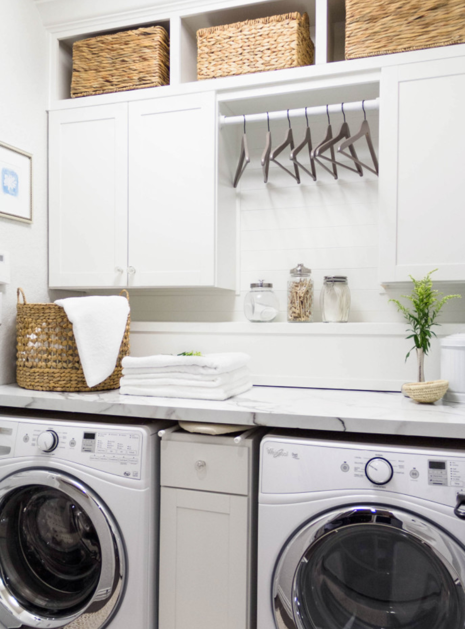 pin by megan decker on home 1682 white laundry rooms on lowe s laundry room storage cabinets id=94046