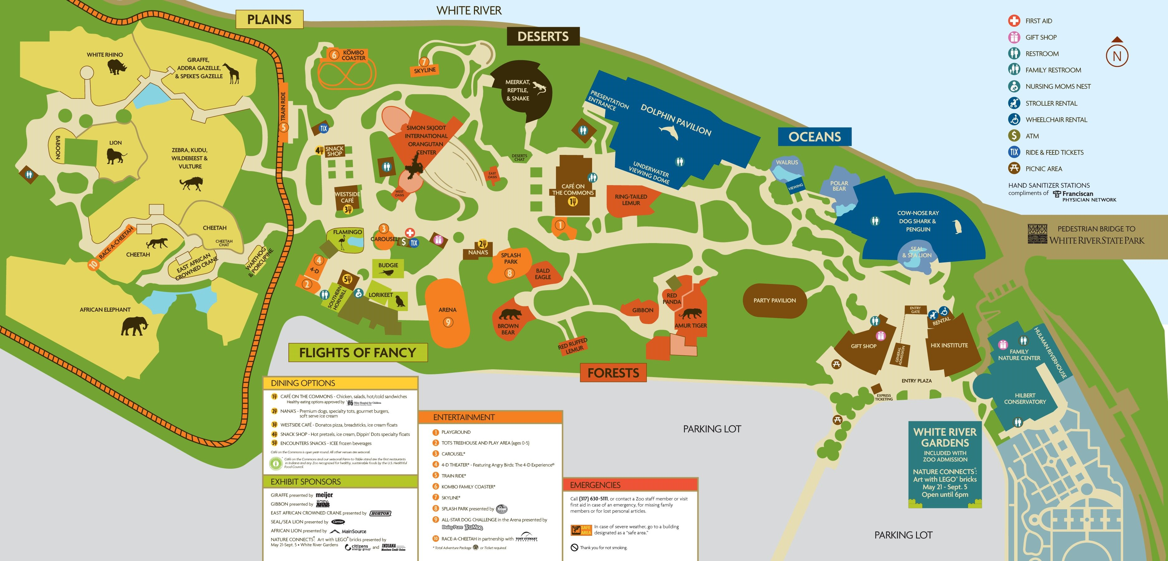 Indianapolis Zoo Map Image result for indianapolis zoo map | Zoo's and Animal Stuff  Indianapolis Zoo Map