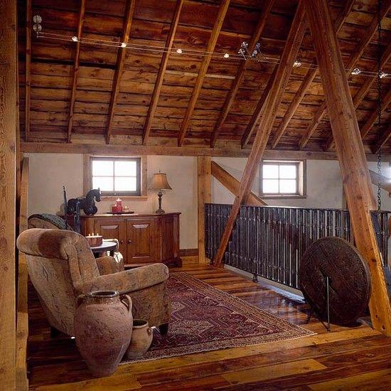 Garage Loft Design, Pictures, Remodel, Decor and Ideas ...