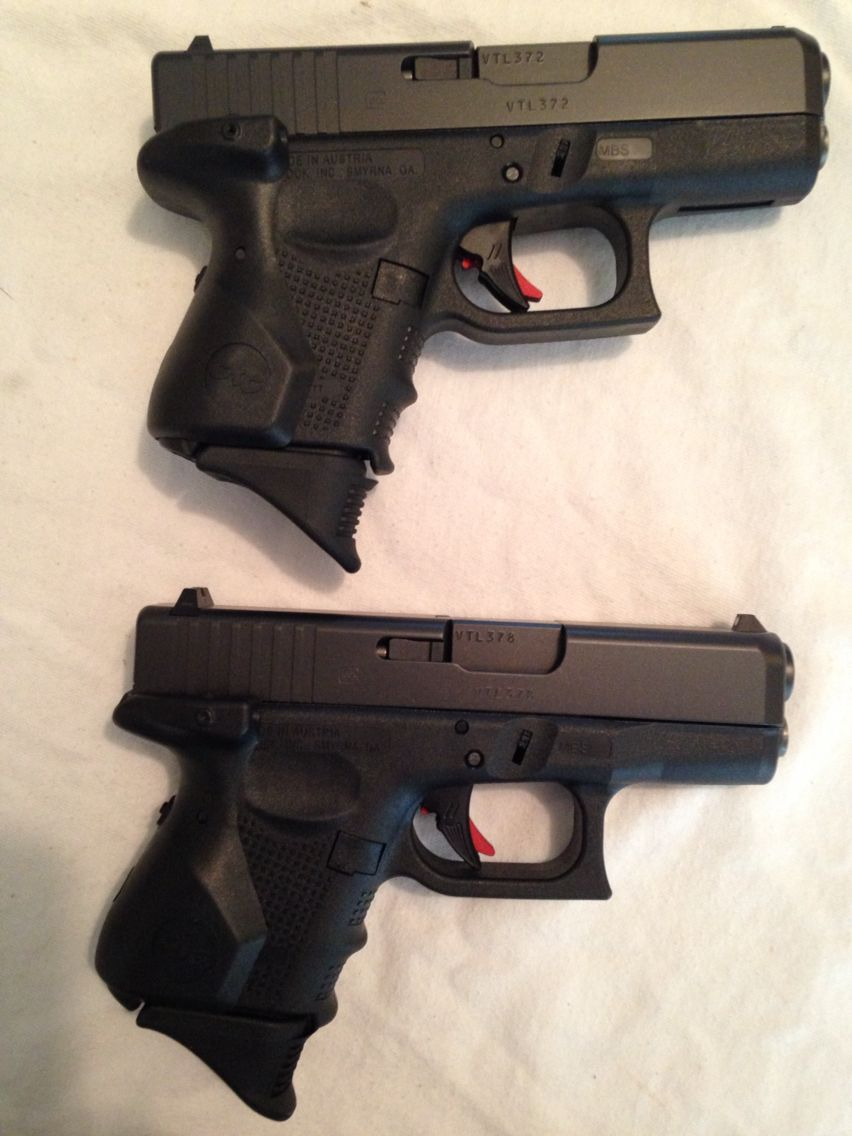 Gen 4 Glock 27 builds | AK Builds | Guns, Hand guns, Firearms