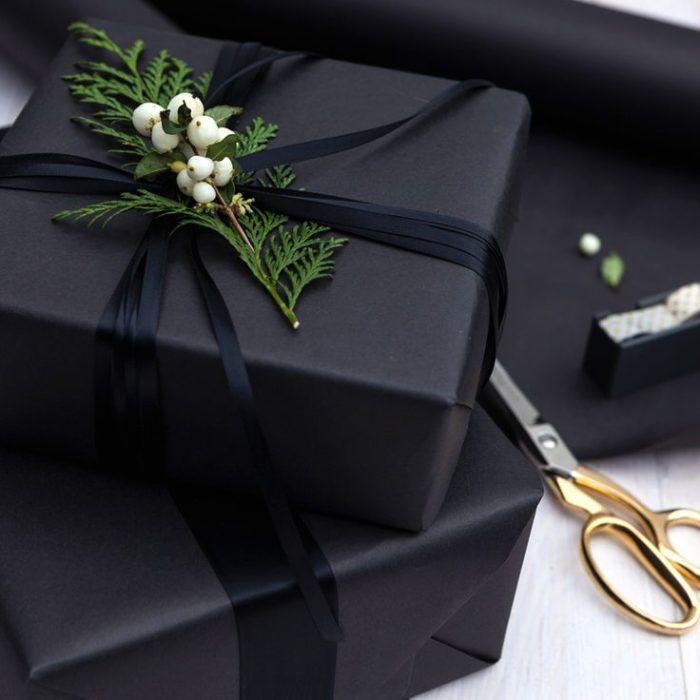DIY: 10 fina och enkla sätt att dekorera julklapparna   Wrapping ...