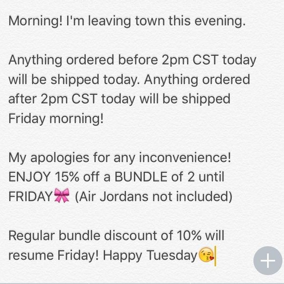 SALE SALE SALE 15% off bundle of 2 until Friday Other