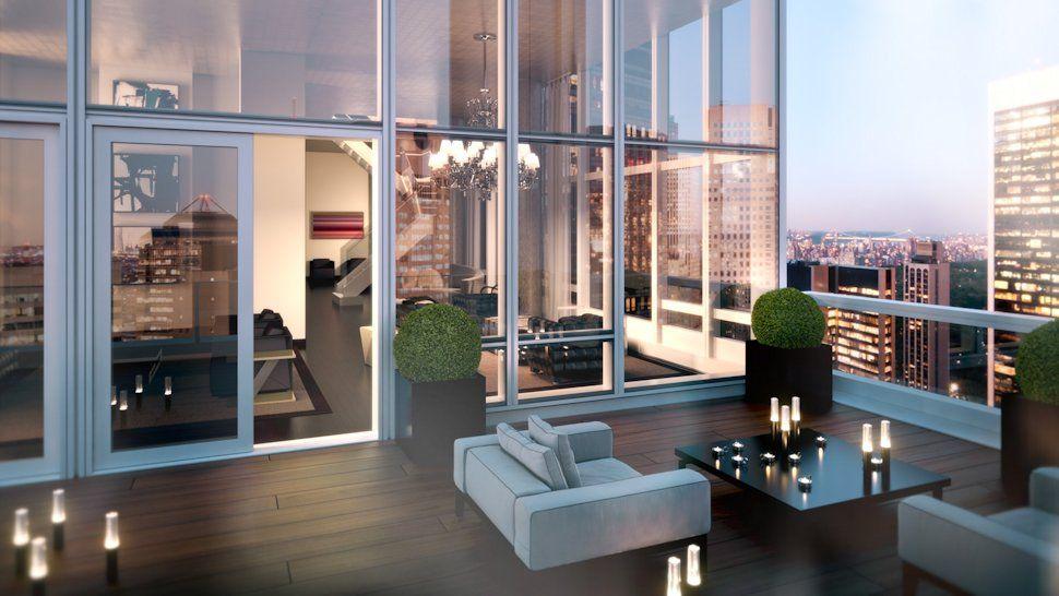 Starwood Capital Groupu0027s Ultraluxury Baccarat Hotel U0026 Residences New York  Topped Out Yesterday.