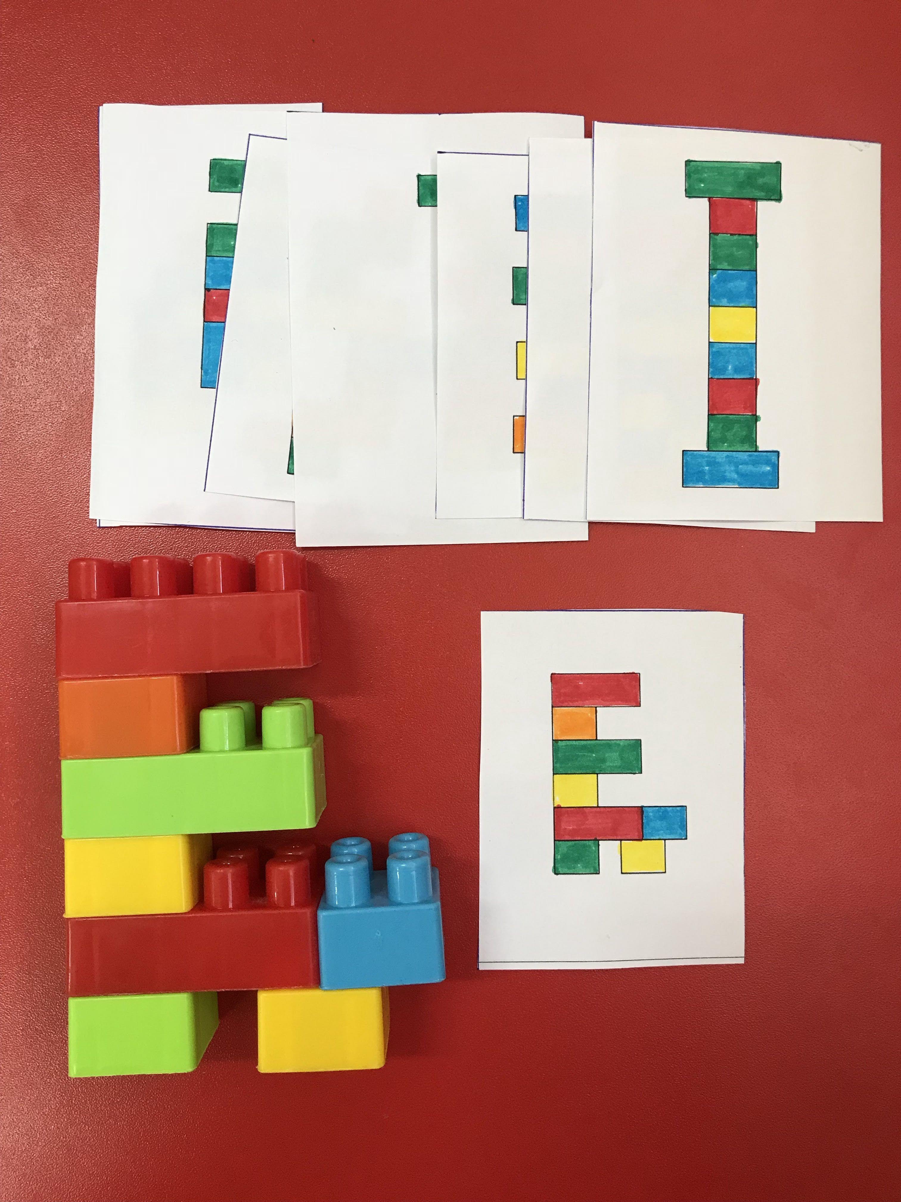 Okul Oncesi Zeka Oyunlari Okul Oncesi Egitici Oyuncak Yapimi Okul Oncesi Dikkat Oyunu Yapimi Okul Oncesi Konsantrasyon O Legolar Bebek Egitim Etkinlikleri Okul