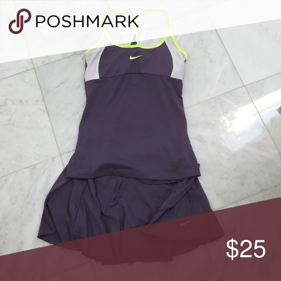 Nike tennis top and skirt Tennis outfit Nike Other