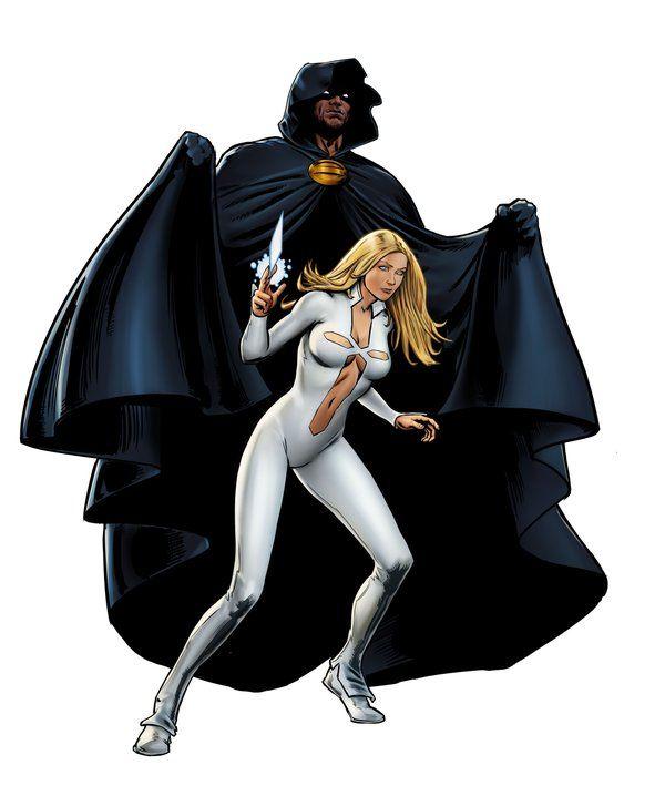 Cloak and Dagger #Marvel: Avengers Alliance | Marvel: Avengers