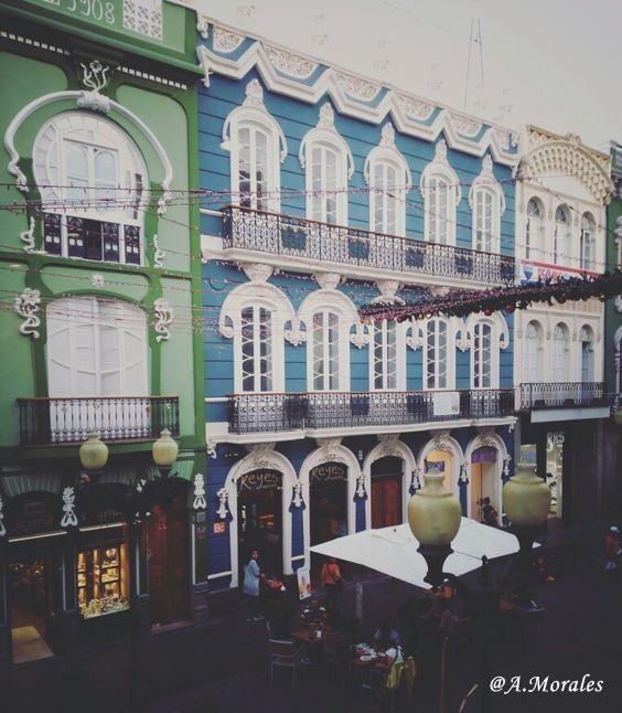 Calle Mayor de Triana (Las Palmas GC)