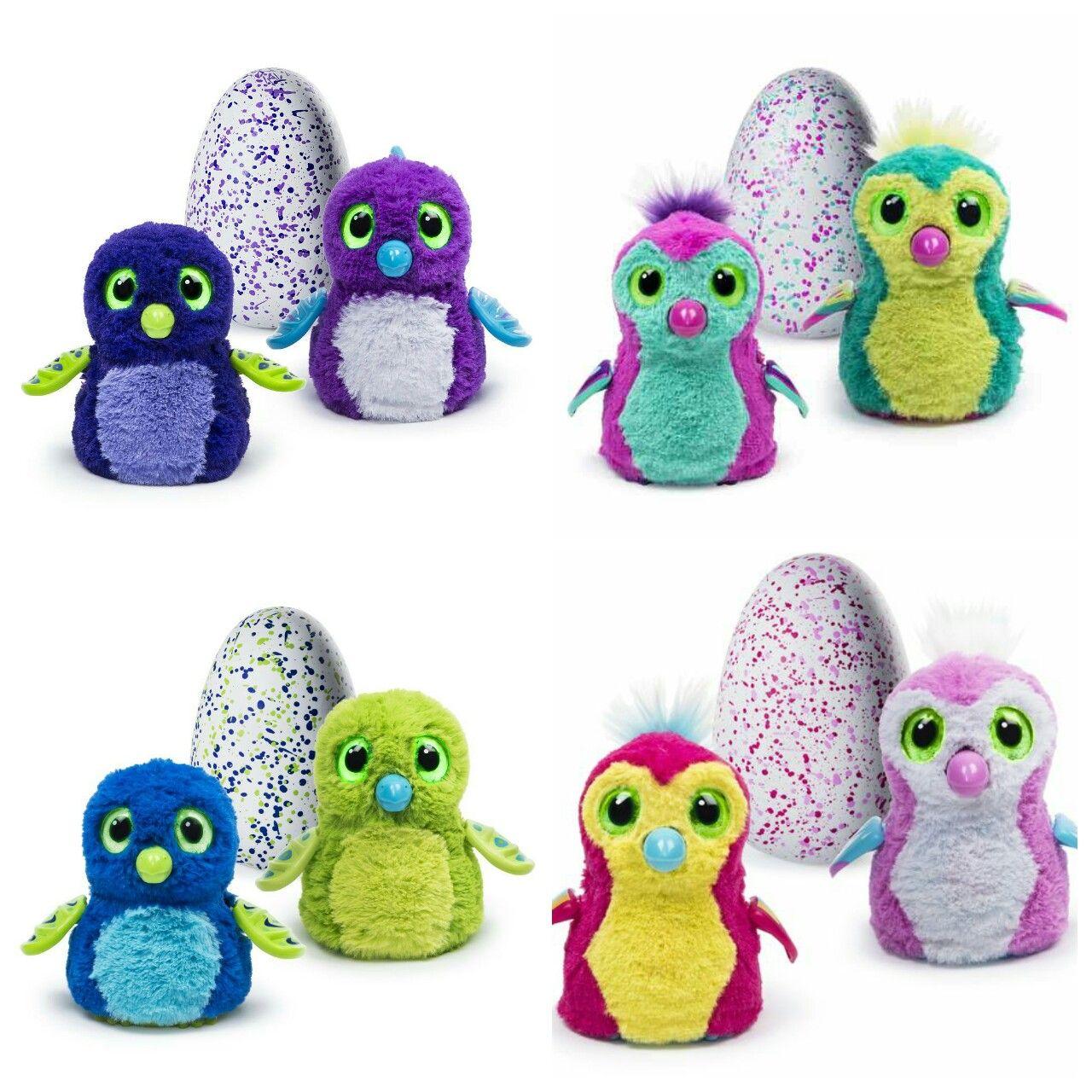 Hatchimals kleuren Hatchimals! Interactive toys, Toys