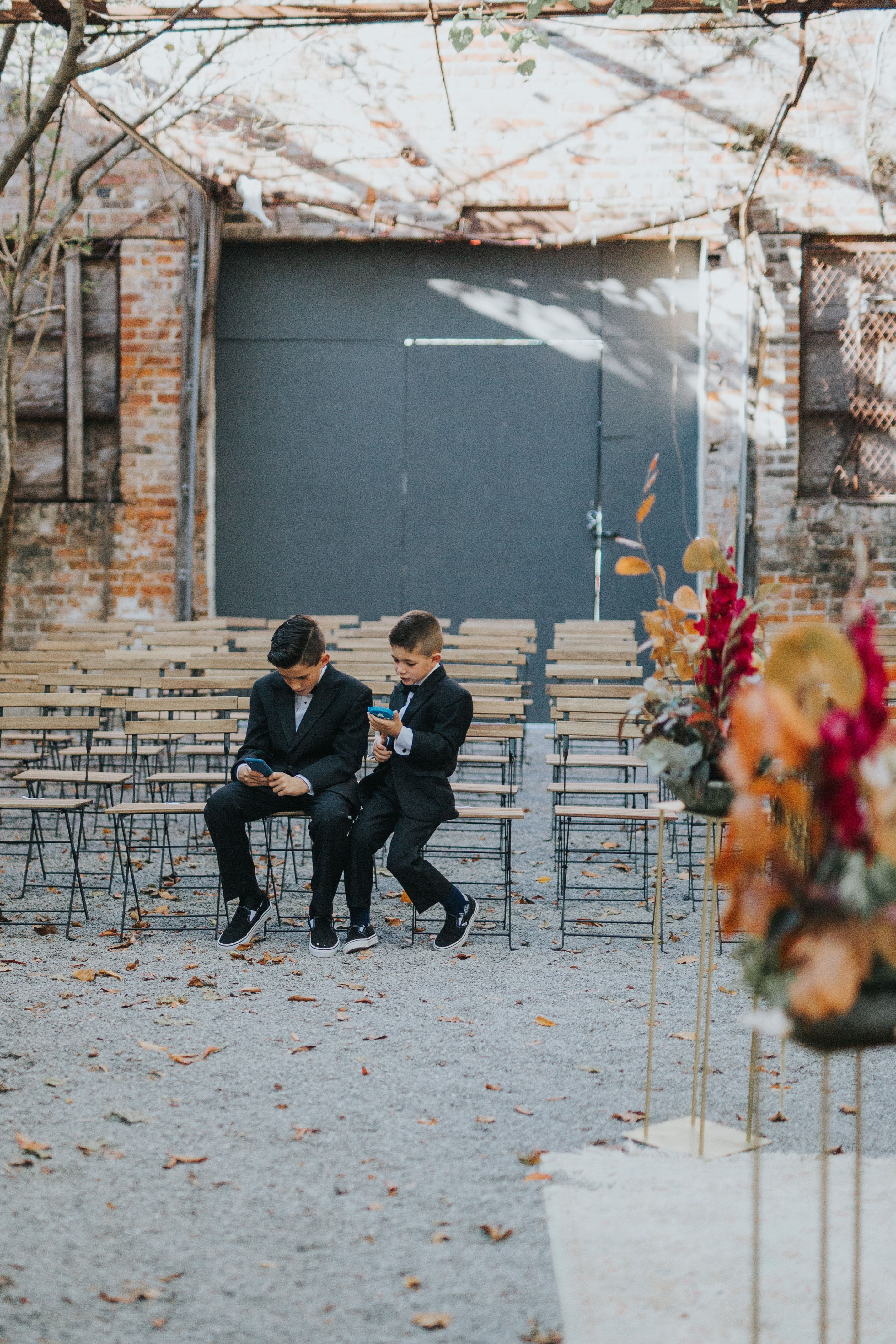 Arts Estuary Ceremony In New Orleans W Lovegood Wedding Event Rentals In 2020 Event Rental Wedding Events Ceremony
